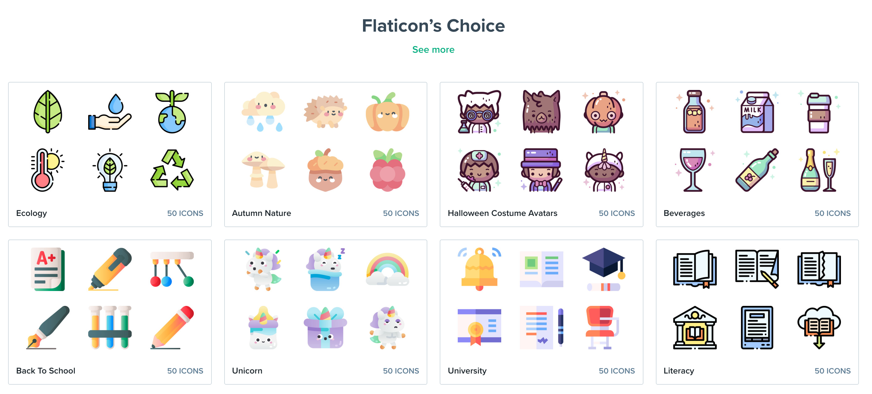 Flaticons 3